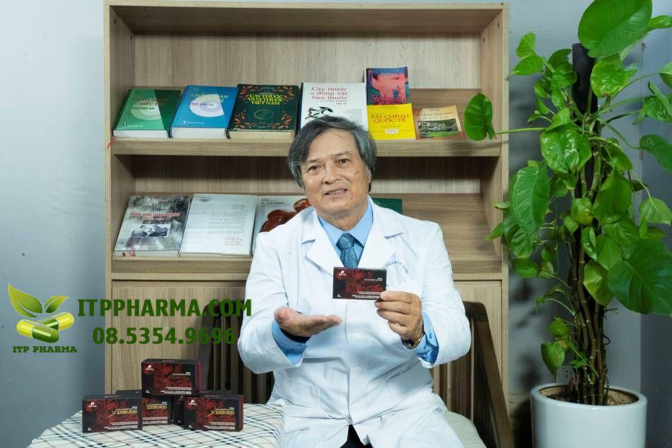 Phó Giao Sư, Bác Sĩ Trần Đình Toán Nhận định về sản phẩm Xsamurai