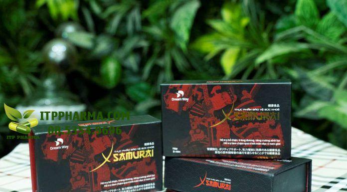 X Samurai - Lấy lại sinh lực cho phái mạnh