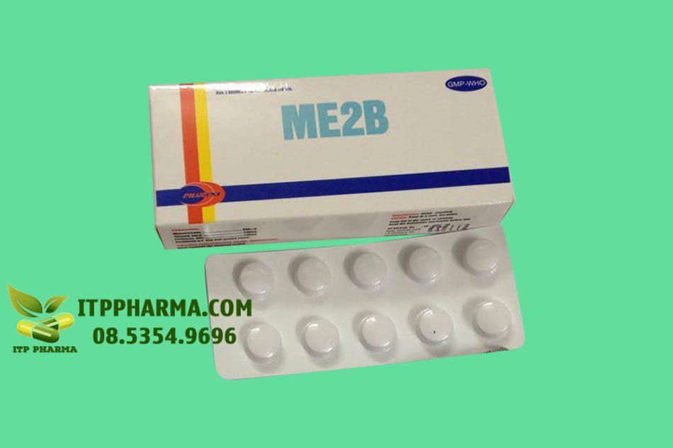 Hình ảnh hộp thuốc Me2B