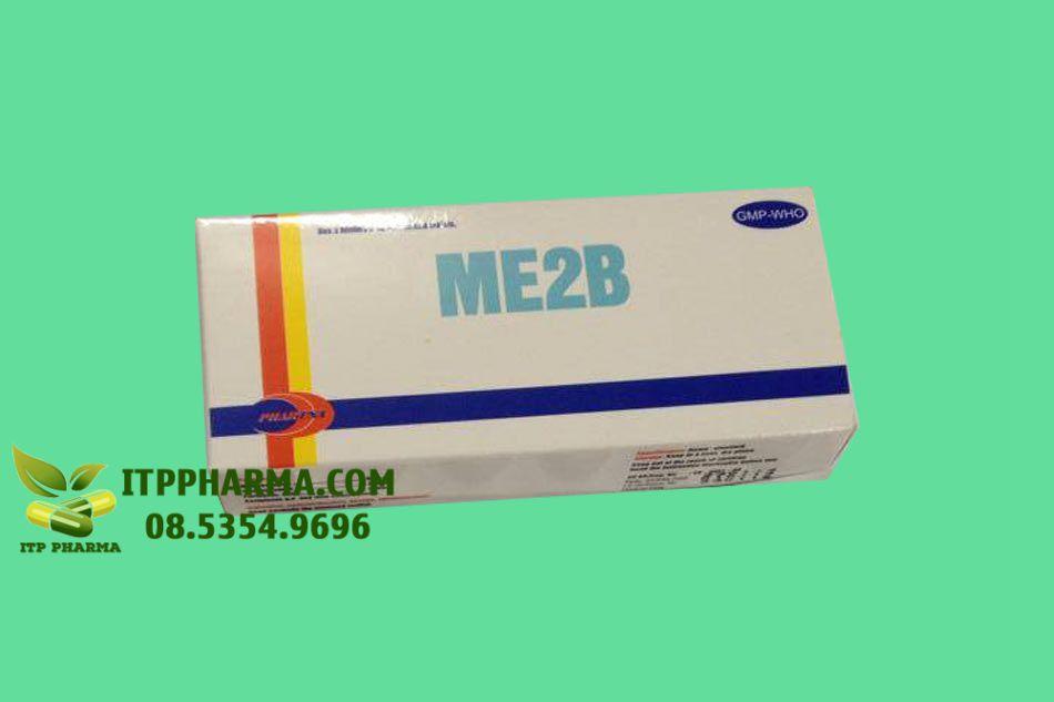 Me2B bổ sung vitamin B