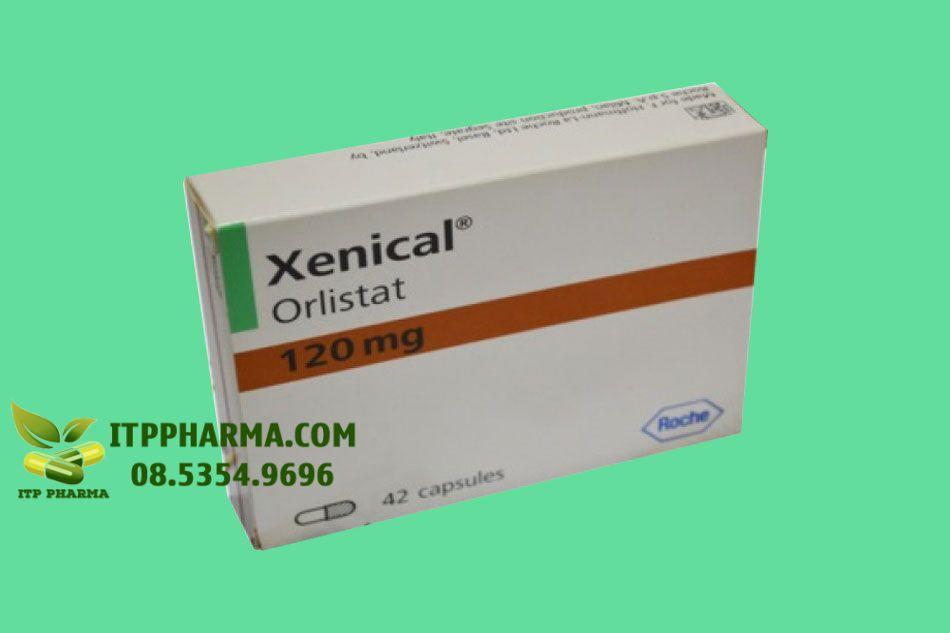 Thuốc Xenical có công dụng giảm cân