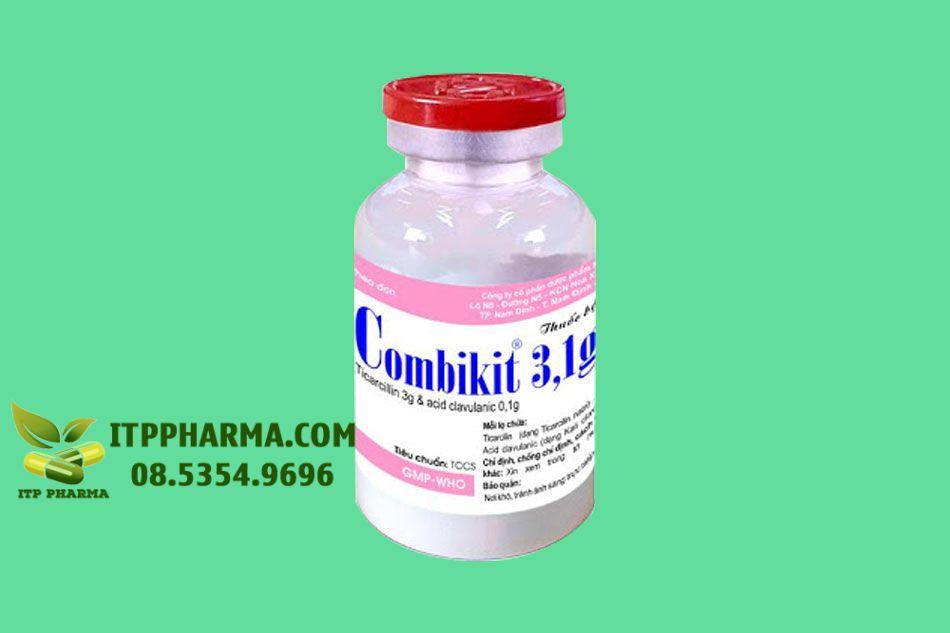 Hình ảnh lọ thuốc Combikit
