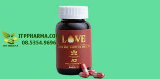 Love Good For Women's Sâm Ngọc Linh