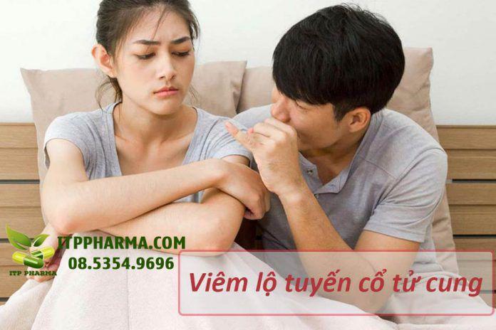 Viêm lộ tuyến tử cung