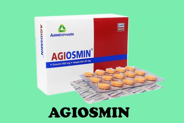 Hình ảnh thuốc Agiosmin