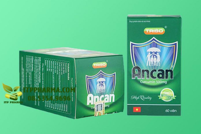 Sản phẩm Ancan của Triso Group