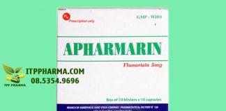 Hình ảnh thuốc Apharmarin