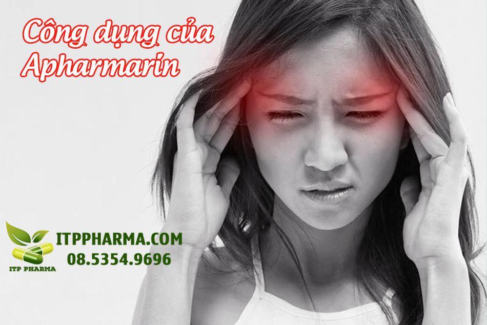 Công dụng của thuốc Apharmarin