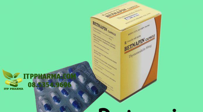 Hình ảnh thuốc Betnapin