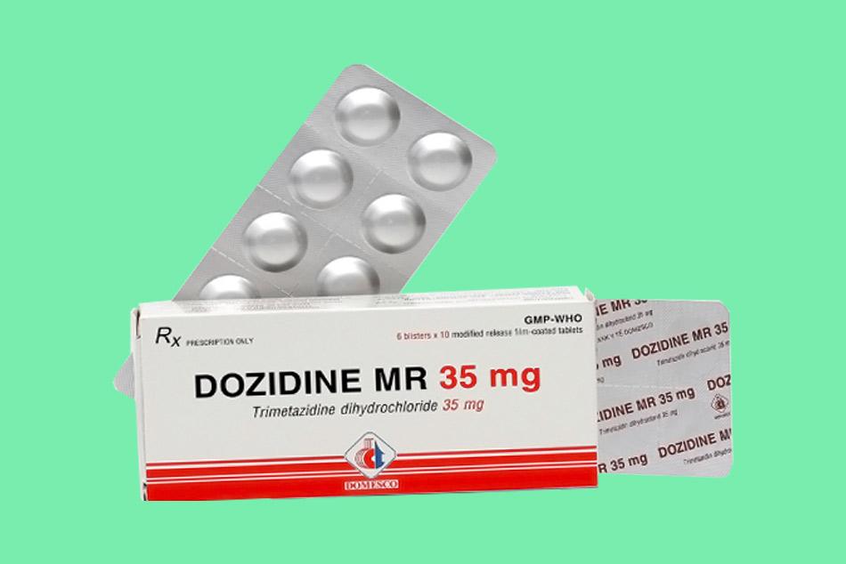Thuốc Dozidine Mr 35mg