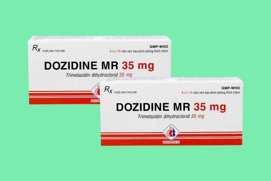 Hộp thuốc Dozidine