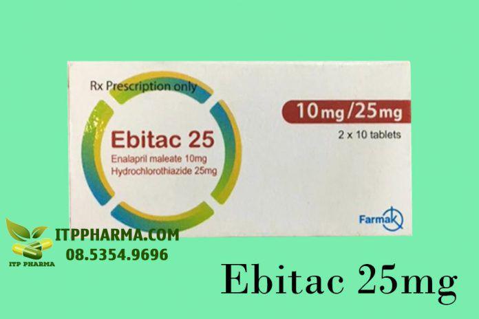 Hình ảnh thuốc Ebitac