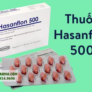 Hộp thuốc Hasanflon 500