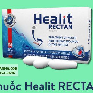 Hình ảnh thuốc Healit RECTAN