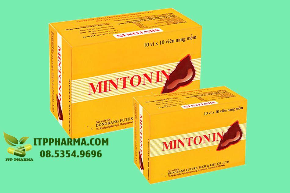 Thuốc Mintonin