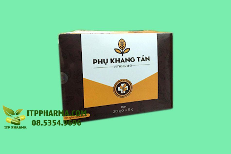 Hình ảnh hộp Phụ Khang Tán
