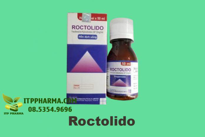 Thuốc Roctolido