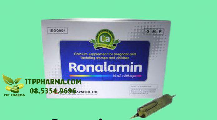 Hình ảnh thuốc Ronalamin