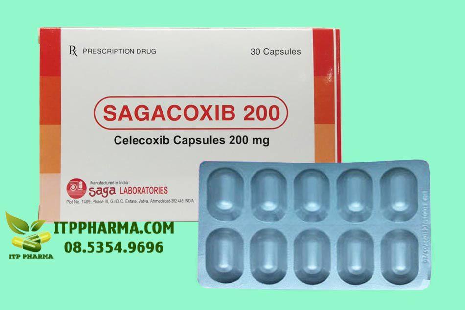 Thuốc Sagacoxib 200