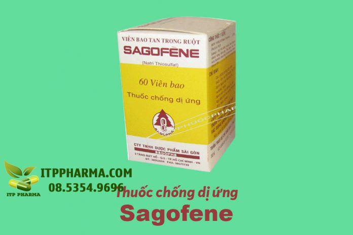 Thuốc Sagofene