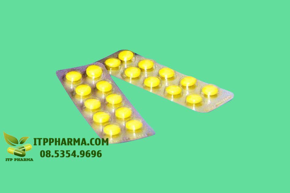Hình ảnh vỉ thuốc Sagofene