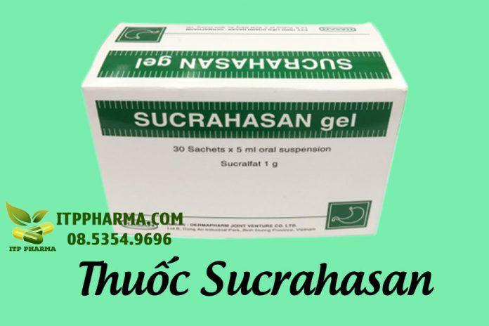 Hình ảnh thuốc Sucrahasan