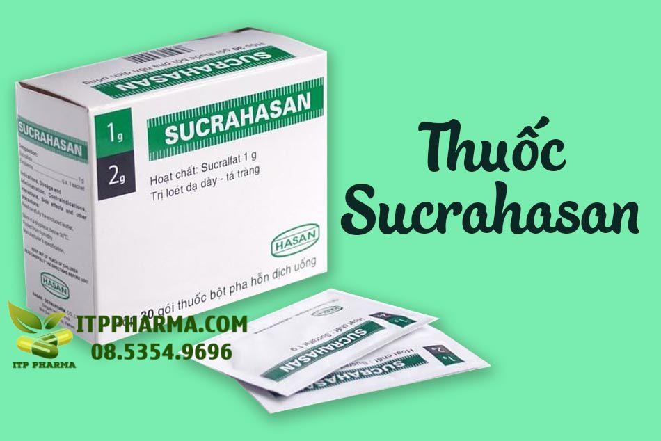 Thuốc Sucrahasan 1g