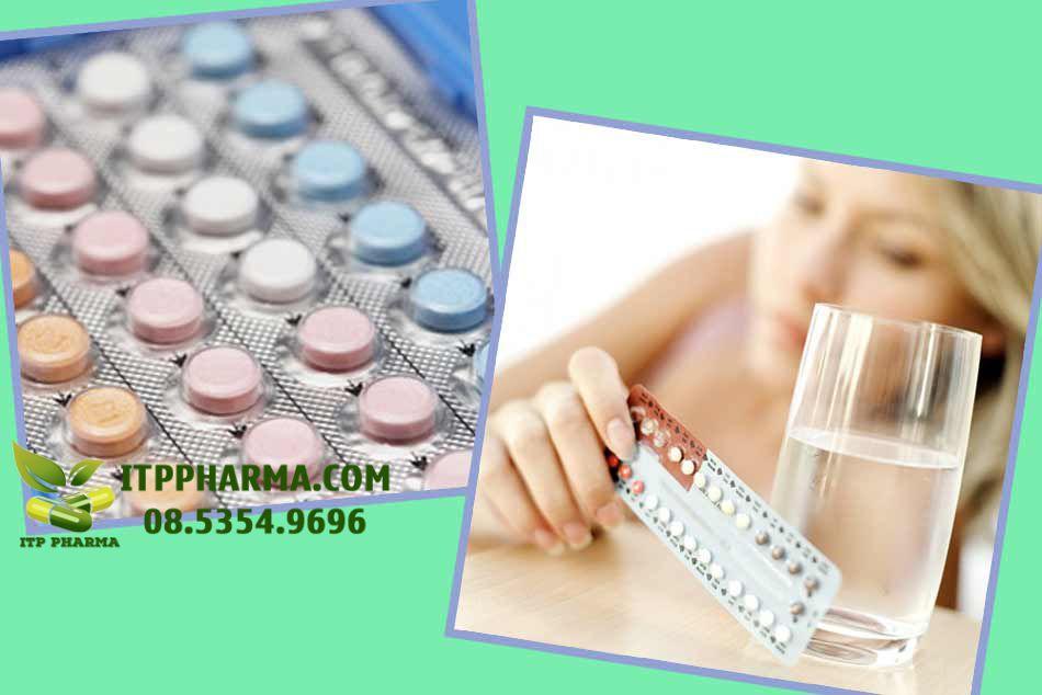 Thuốc tránh thai hằng ngày