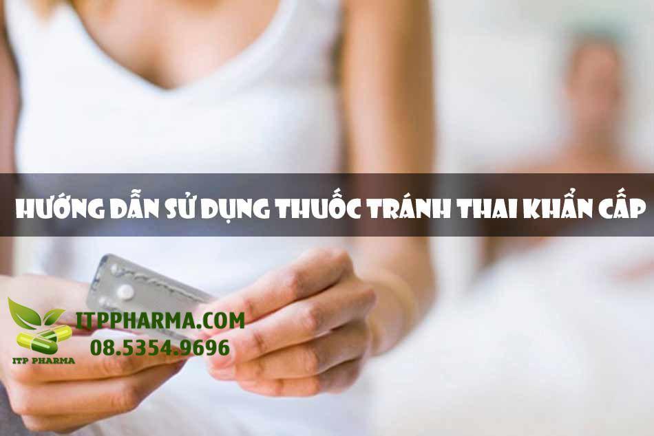 Thuốc tránh thai khẩn cấp
