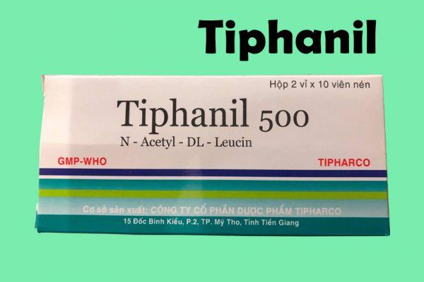 Hình ảnh thuốc Tiphanil