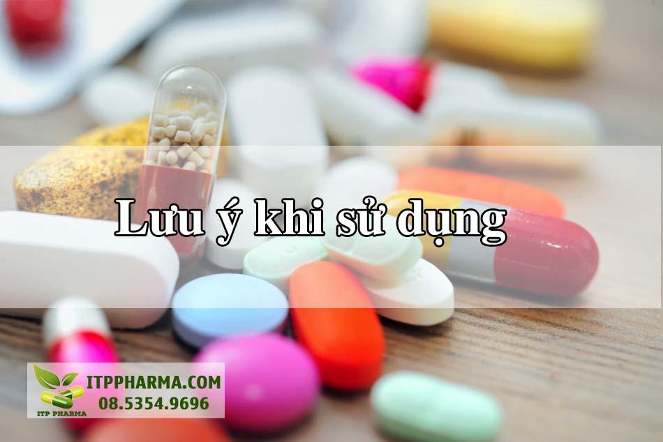 Lưu ý khi sử dụng Aibezym