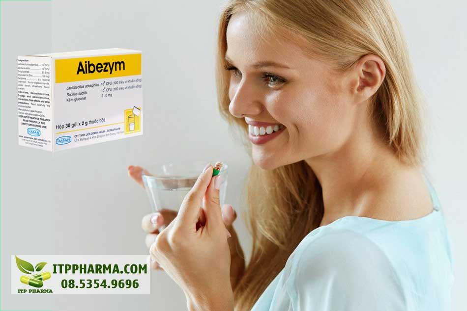 Cách sử dụng thuốc Aibezym