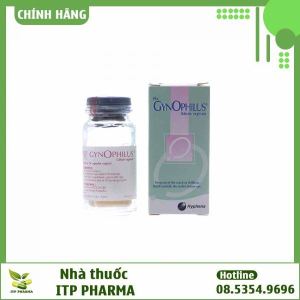 Gynophilus - Điều trị bệnh nhiễm khuẩn, nhiễm nấm âm đạo