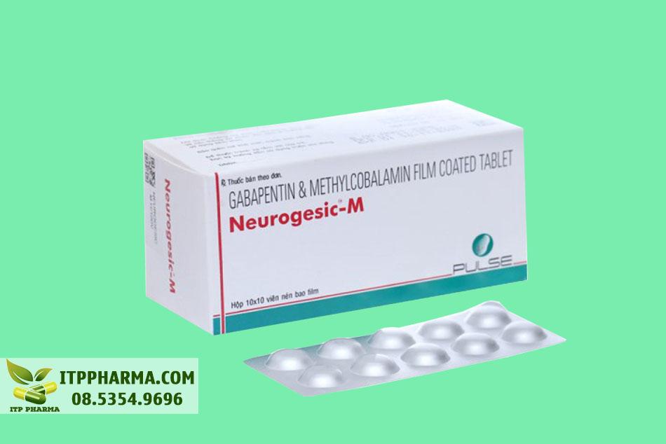 Thuốc Neurogesic giảm các cơn đau do bệnh thần kinh hiệu quả