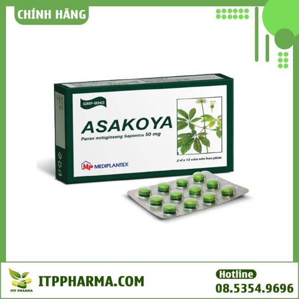 Thuốc Asakoya