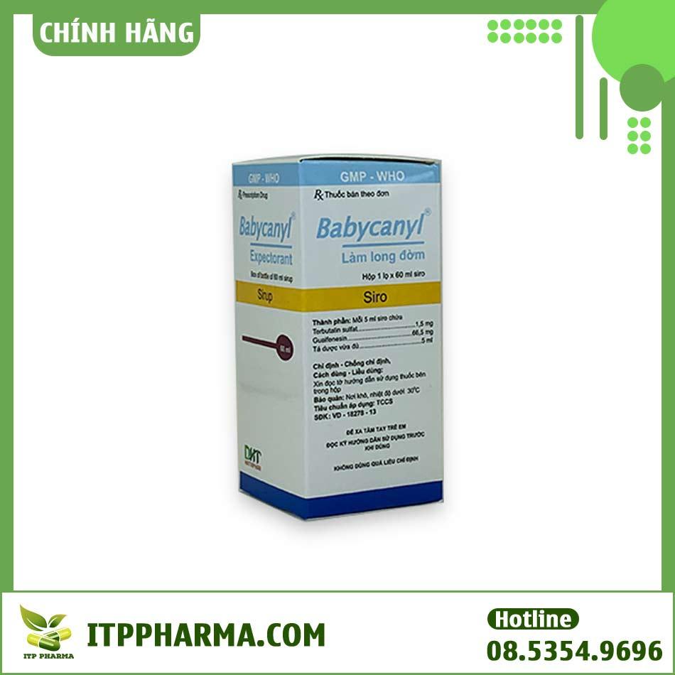 Thuốc Babycanyl