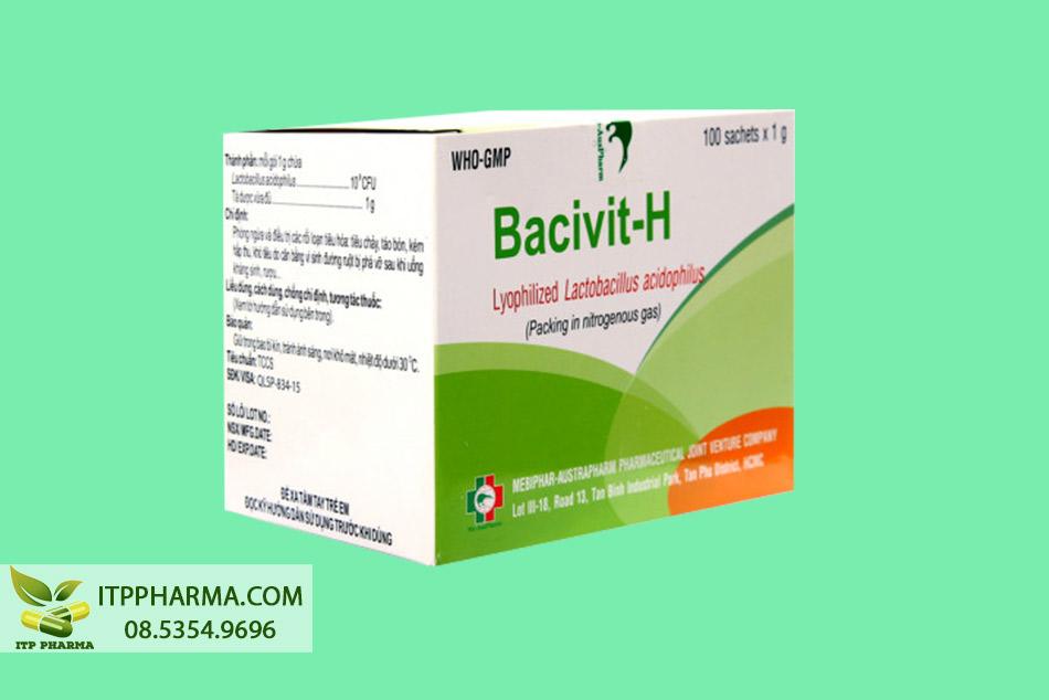 Hộp Bacivit-H