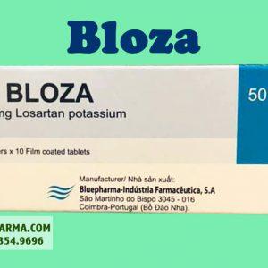 Hình ảnh của hộp thuốc Bloza