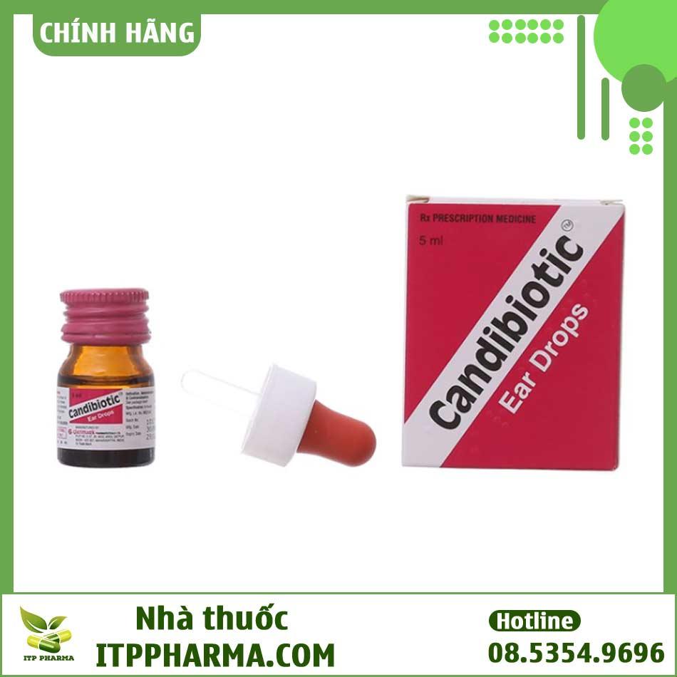 Thuốc Candibiotic