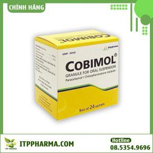 Hộp thuốc cobimol
