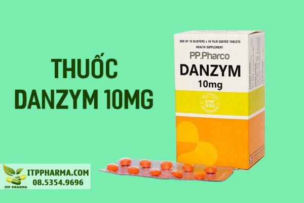 Thuốc Danzym 10mg
