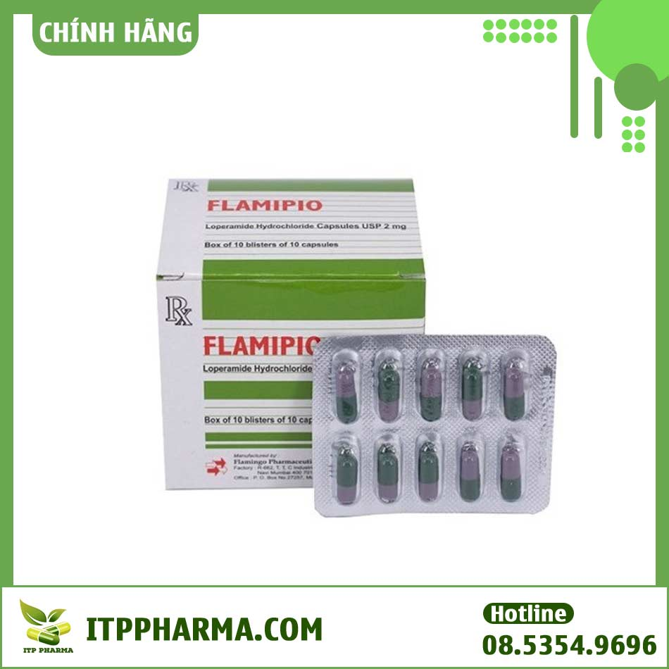 Thuốc Flamipio