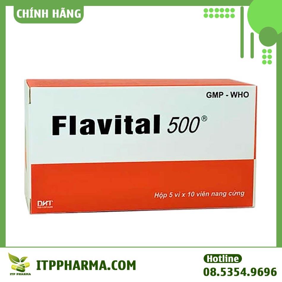 Hộp Flavital