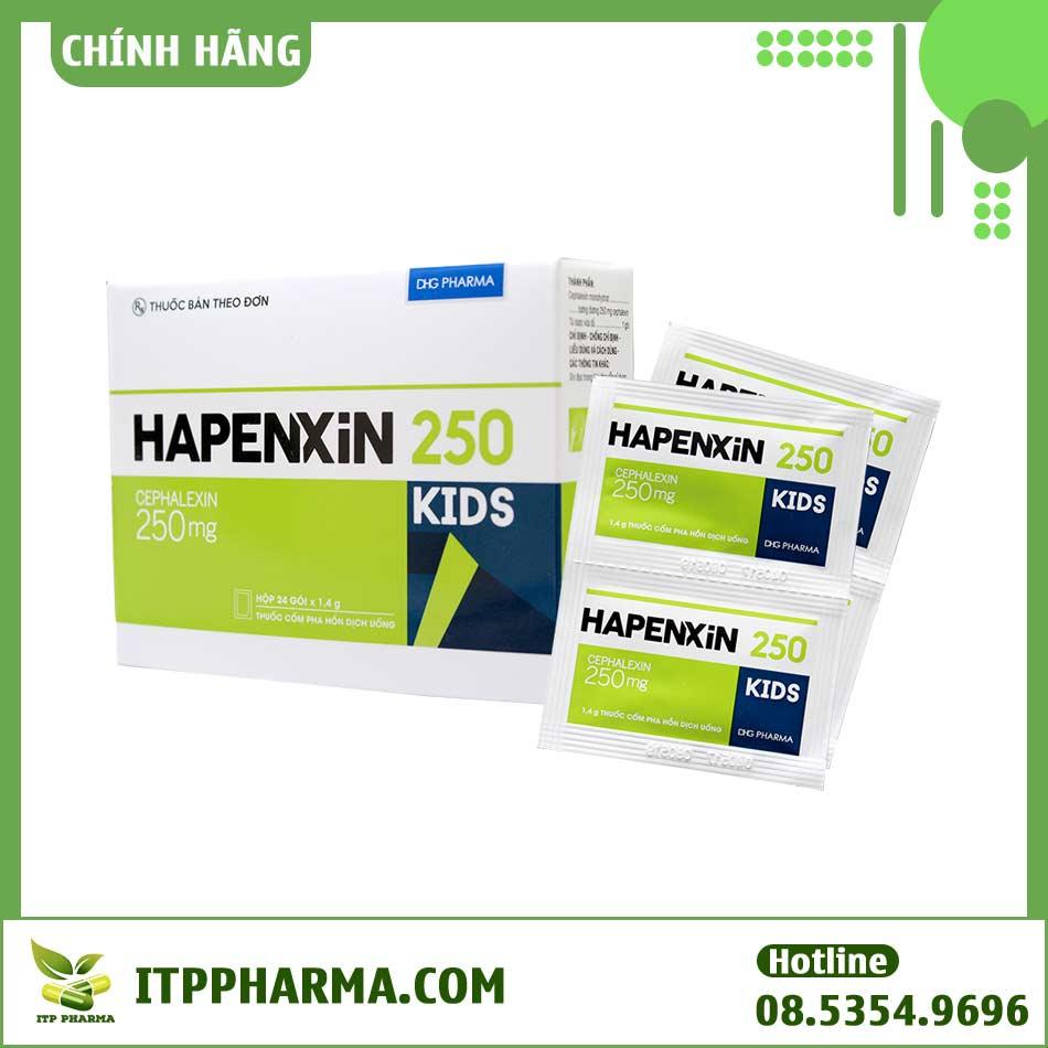 Thuốc Hapenxin
