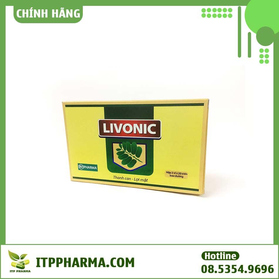 Thuốc Livonic