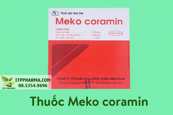 Thuốc Meko coramin