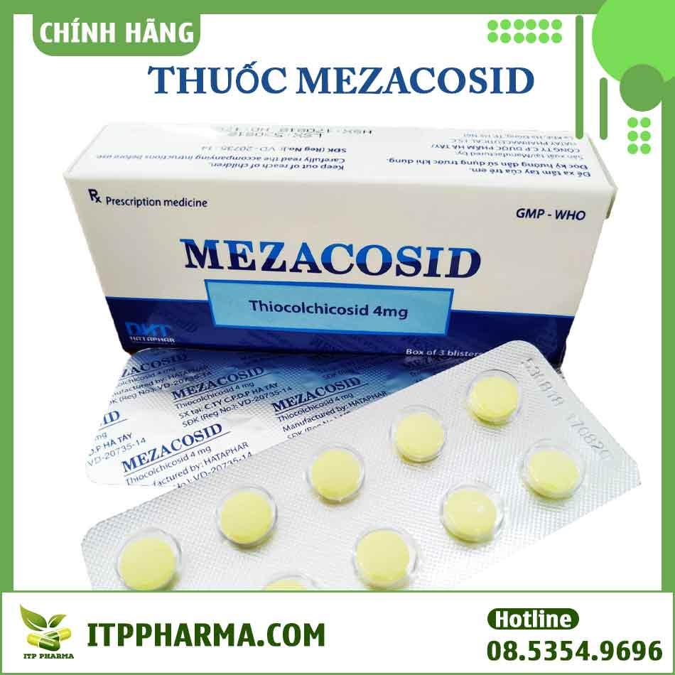 Hình ảnh thuốc Mezacosid