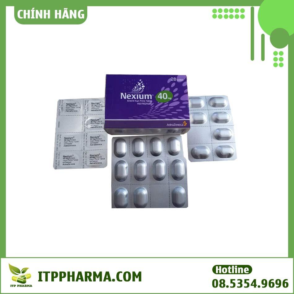 Nên thận trọng khi dùng nexium 40mg đối với phụ nữ có thai và cho con bú