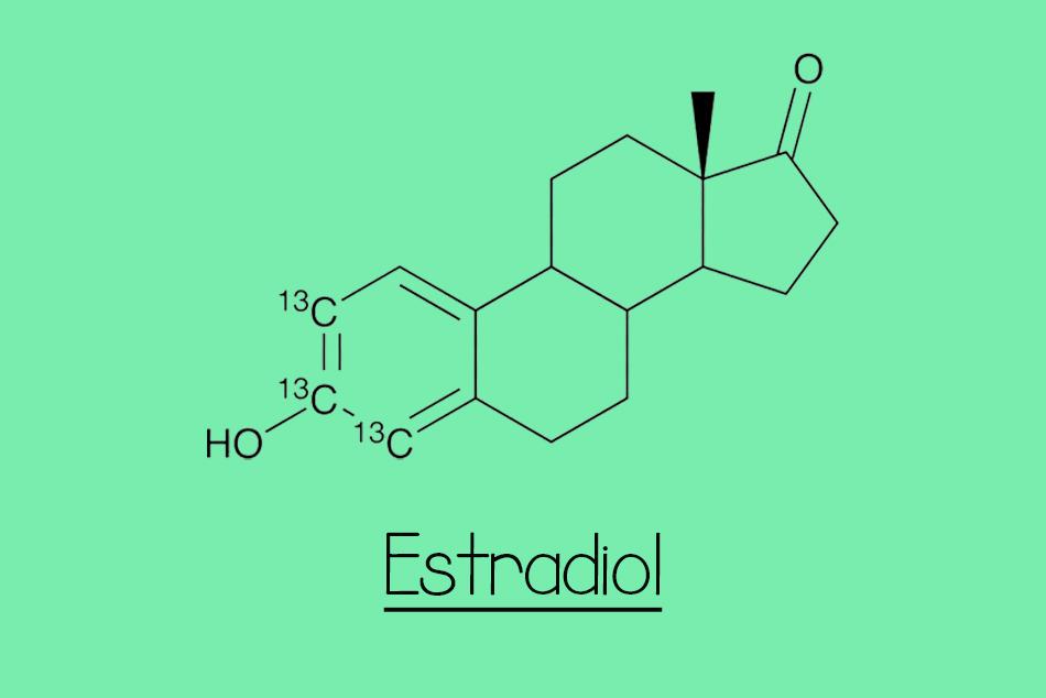 Thành phần chính của thuốc là estradiol
