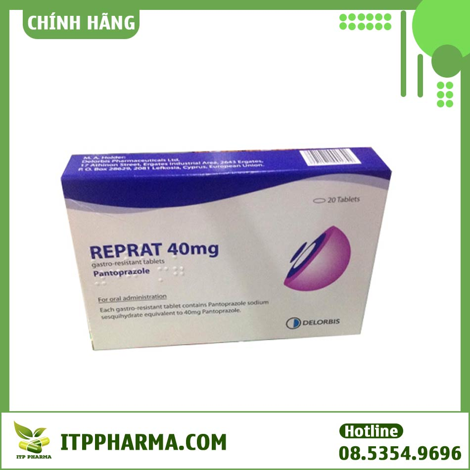 Thuốc Reprat